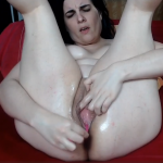 Camgirl masturbating, booty shaking and deepthroat - Sireah Warden