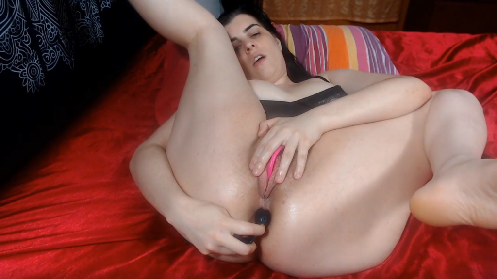 First time Anal on Webcam - Premium Porn Videos - Sireah Warden