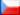 Czechia Czech Flag