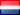 Netherlands Dutch Flag