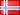 Norway Norwegian Flag